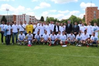 Echipa final SERBIA