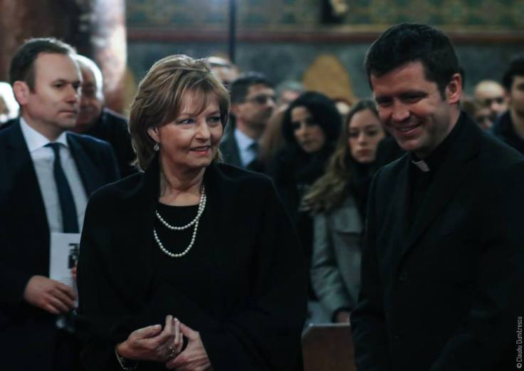 MS Margareta şi Pr. Francisc Doboş - 21 febuarie 2018 © Claudiu Dumitrescu