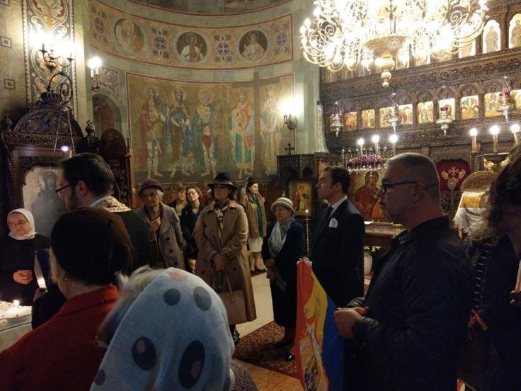 Biserica Mihai Voda 8 noiembrie 2018