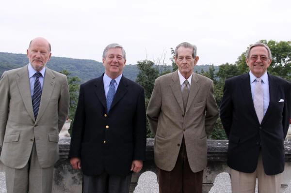 Regii ortodocşi Simeon-II-Alexander-II-Michael-I-Constantine-II-2010